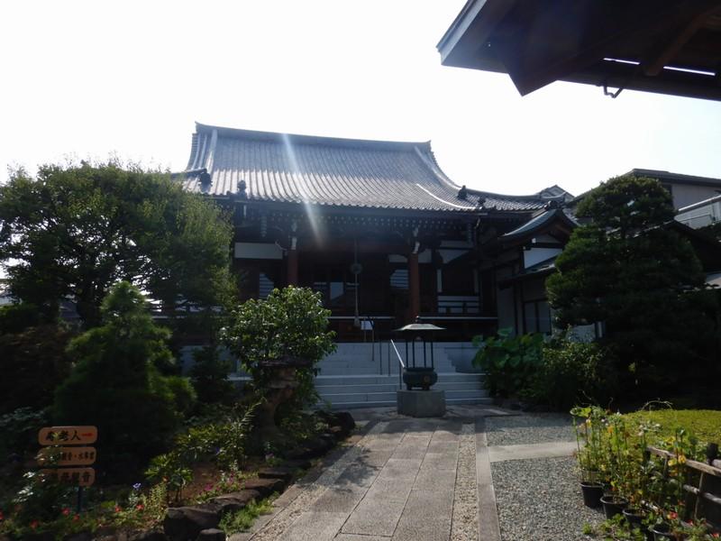 天然寺|川越・小江戸七福神めぐり第2番・寿老人
