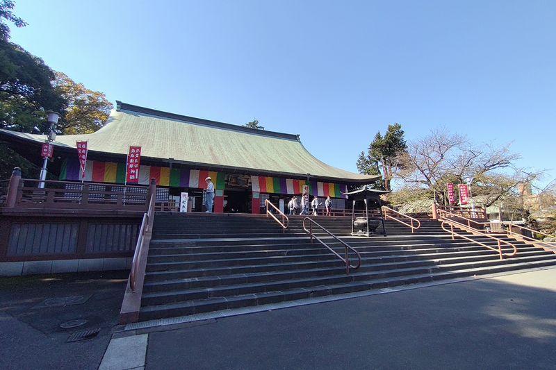 川越|喜多院に参拝しました【見どころ・御朱印・駐車場を紹介】