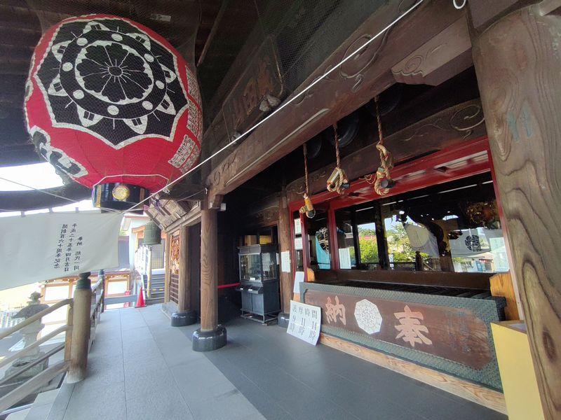 川越・成田山