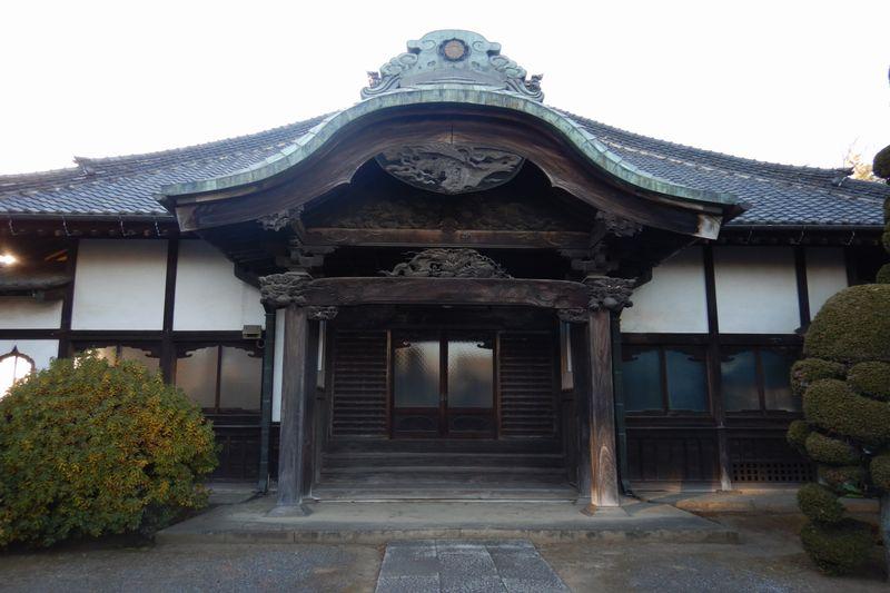 川越・広済寺