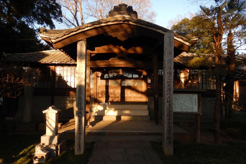 川越│東明寺
