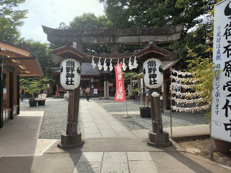 熊野神社|川越・八咫烏のいるパワースポット!ご利益は?