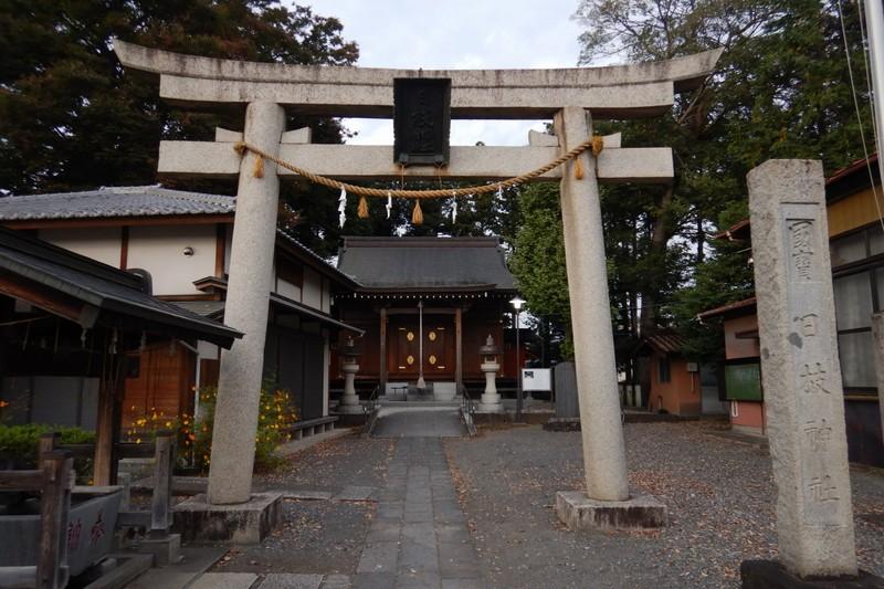 川越|日枝神社の御朱印・ご利益・アクセスは?
