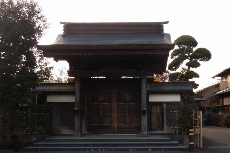 川越・光西寺
