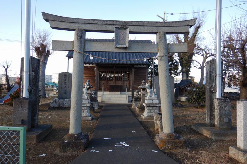 川越│稲荷神社