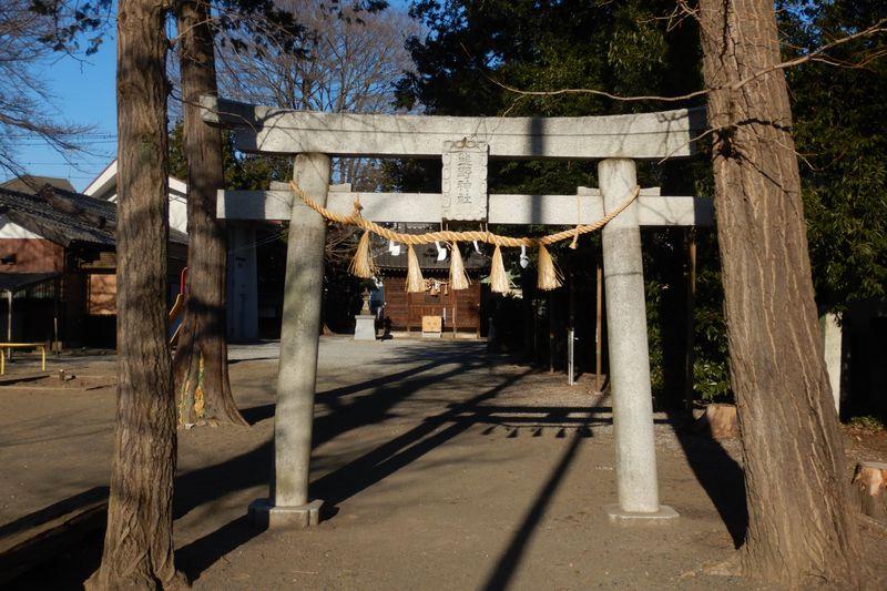 川越│今成 熊野神社