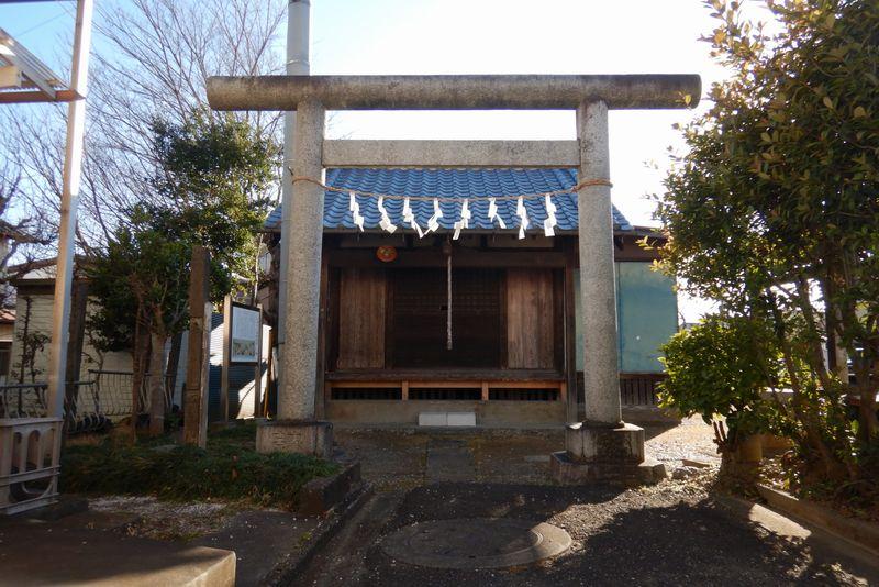 川越│八坂神社