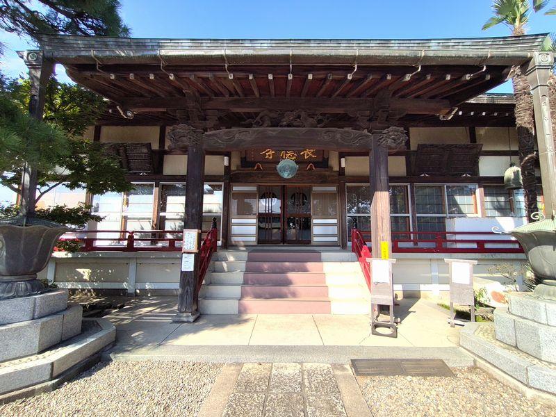 川越 長徳寺