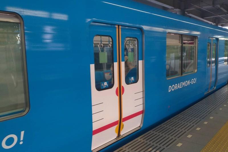 西武鉄道|ドラえもん電車が登場!いつ?どこを走るの?