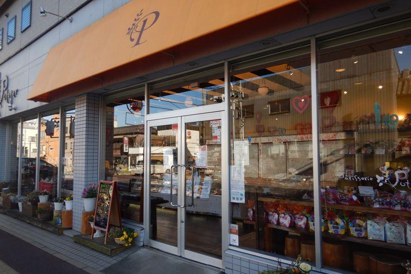 川越のケーキ屋・Potager(ポタジェ)