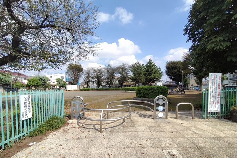 川越・南台かすみ公園