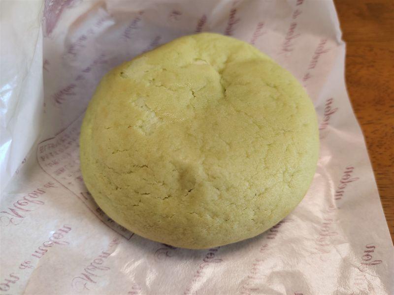 「melon de melon」のメロンパン
