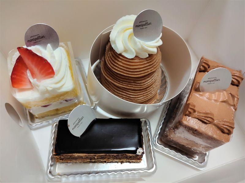 モンペリエ洋菓子店