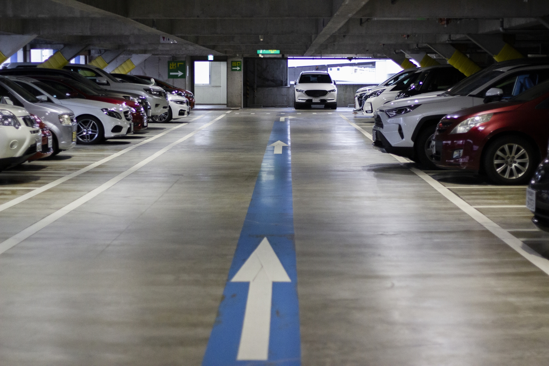川越 駐車場